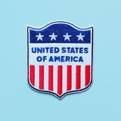 USA 패치-EMBLEM