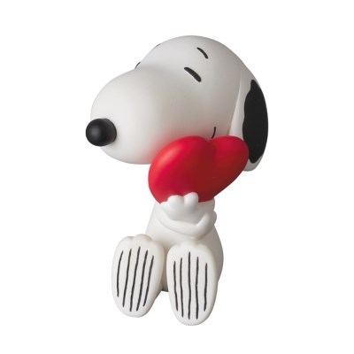 UDF SNOOPY WITH HEART(Peanuts Series 5)