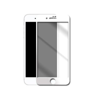 애플 아이폰8 케이스핏2.5D 풀커버강화유리 화이트1매
