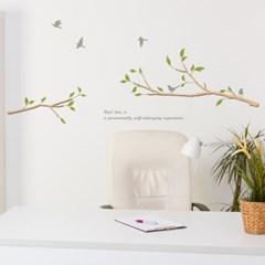 우드스티커- 나무가지 (반제품) W489 월포인트