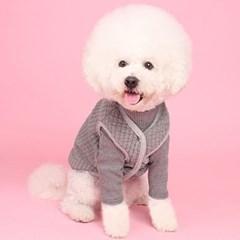 코지패딩조끼(gray) cozy padding vest