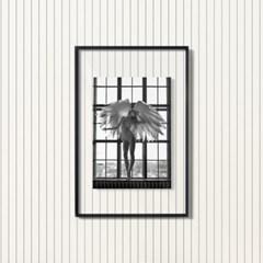 [레이어액자] crystal layer frame-563B