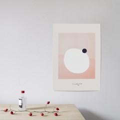 핸드메이드 포스터  Mozza Rose