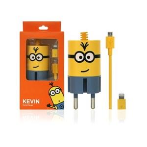 Minions 일체형 충전기 케빈