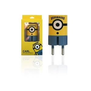Minions 가정용 USB 충전기 카를