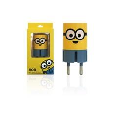 Minions 가정용 USB 충전기 밥