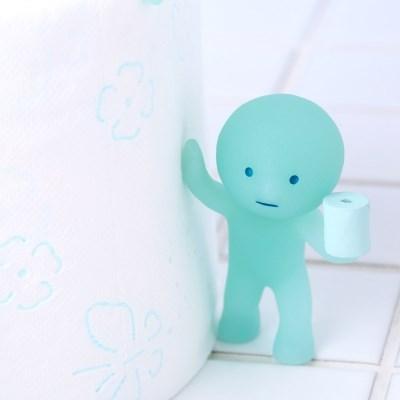 스미스키 야광 미니피규어 Toilet - Smiski (랜덤)