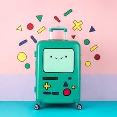 [어드벤처타임] 비모캐리어 (24형 확장형 여행가방)