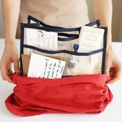 Mesh Bag in bag L