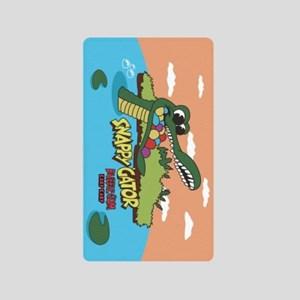 [어프어프]crocodile Bubble gum-brown 보조배터리 mah2500/mah5000
