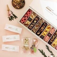 클레어 레이디핑거 초콜릿 만들기세트