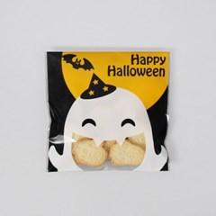 할로윈 달밤유령 비닐봉투(10개)