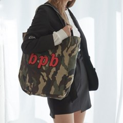 Bibi Logo Bag_Camo