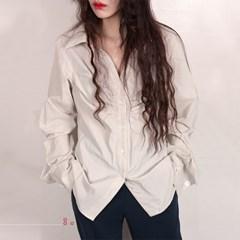 사카이쉐입 글래스 셔츠(2color)