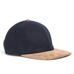 WOOL CAP (navy)