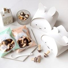 발렌타인 디비디 초콜릿 만들기 세트 - Zoo