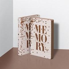[NUUNA] 누우나 그래픽 노트 라지 - MEMORY