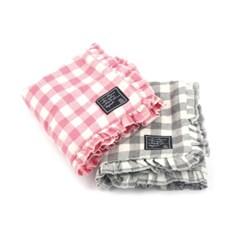 [monchouchou] Cheez Check Blanket