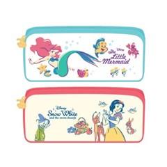 디즈니 프린세스 빈티지 봉제필통