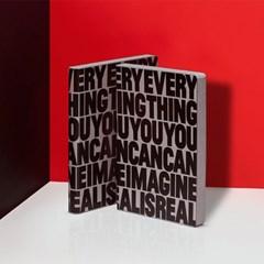 [NUUNA] 누우나 그래픽노트 라지 - EVERYTHING (온도감지커버)