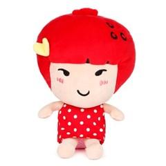 딸기 봉제인형-땡땡이(30cm)