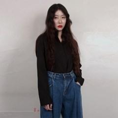 노이즈 코듀로이 셔츠 (2color)