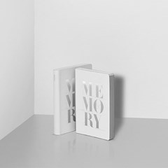 [NUUNA] 누우나 그래픽 노트 스몰 - MEMORY