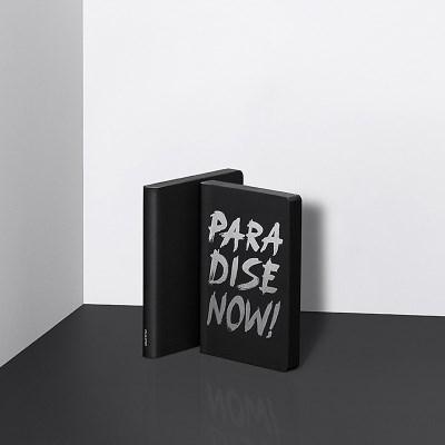 [NUUNA] 누우나 그래픽 노트 스몰 - PARADISE NOW