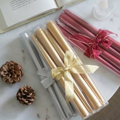 크리스마스 컬러 양초(향초/캔들)_(1031247)