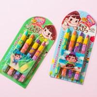 후지야 페코 연필 초콜릿 (4입)