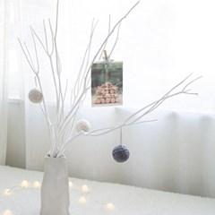 화이트 자작나무 도자기화병세트_(537275)