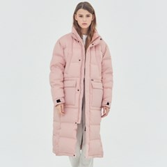[AW17] Bench Long Down Parka(Pink)_(576723)