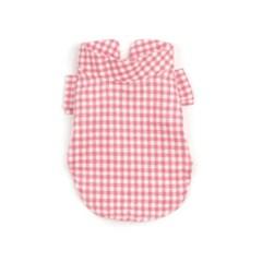 [monchouchou] Vanilla Check Shirt_Pink