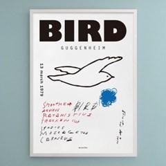 인테리어 디자인 포스터 M 드로잉버드