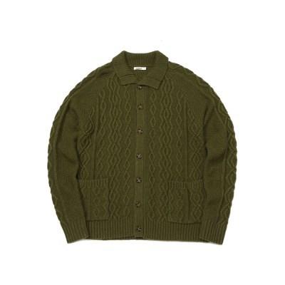 Knit Cardigan (U17DTJK50)_(707993)