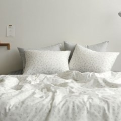 Bedding set (cotton) - 41 Calm mood Q(퀸)_(746825)