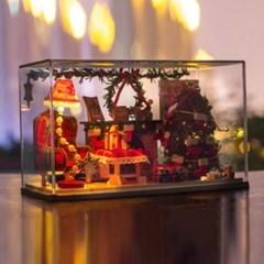 [adico] DIY 미니이처 하우스 - 크리스마스트리_(749603)