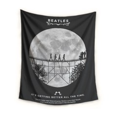 The Beatles moon 태피스트리by노윤 (278194)