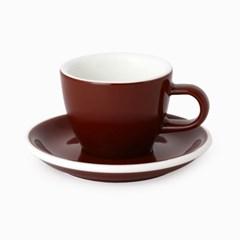 [ACME] DEMITASSE CUP_BROWN