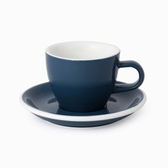 [ACME] DEMITASSE CUP_NAVY