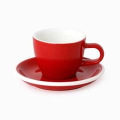 [ACME] DEMITASSE CUP_RED