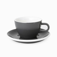 [ACME] FLAT WHITE CUP_GRAY