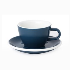 [ACME] FLAT WHITE CUP_NAVY