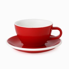 [ACME] CAPPUCCINO CUP_RED