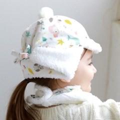 [베베누보] 스노우햇/아기모자_보타닉주