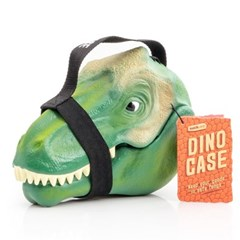 [원더스토어] 썩유케이 티라노 공룡 장난감 케이스