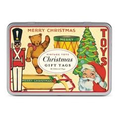 카발리니 기프트 태그-크리스마스