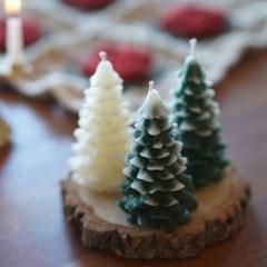 크리스마스 트리캔들(선물포장)