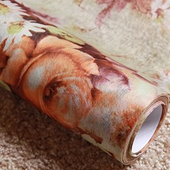 부직포 롤 포장지 - 부직롤 플로라 레지나