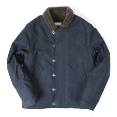 N-1 DECK HOOK JACKET[NAVY]